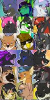 ICONS by RikaPup