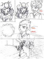 How they meet part2 by LilithIrina