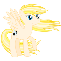 Gracious Hope OC (My first Vector EVER) by Radiant--Eclipse