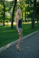 first days of summer by Tumakov