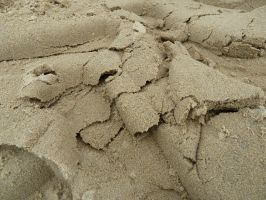 sand texture 5 by density-stock