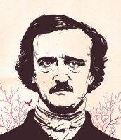 the strange life of edgar allan poe just like his writings Poe's the black cat as gothic literature allan poe's life 2 2 allan poe's works more than 150 years after the death of edgar allan poe, his writings are.