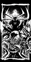 Spider Man vs Venom by jackegiacomo
