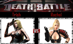 Trish vs Rachel by SonicPal