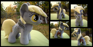 Derpy Filly by fireflytwinkletoes