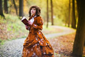 Autumn romantic by Jolika-Jolika