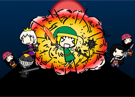 Terraria, HELLZ YEAH by Lord-Enonymous
