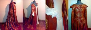 Historical Gown by FashionAtelier