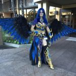 Anzu The Raven Lord Blizzcon 2014 by Zanziabar