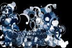 GIMP Sinuous Vector Brushes by Project-GimpBC