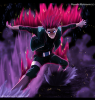 Blood Power - Naruto 668 by uchiha-sharingan