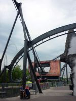 The Swarm, Thorpe Park 1 by ggeudraco