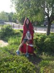 Little Red Riding Hood cosplay (homemade) by HatsuneMiku012