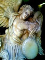 St.michael by mkm3d