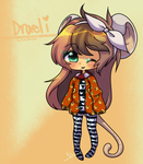 Draeli by Kittyangeluver
