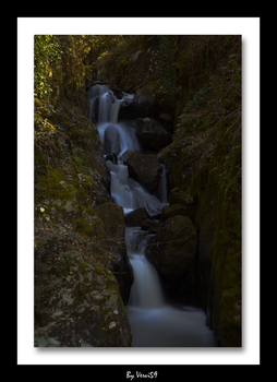 Watherfall of Bialet by vervi59