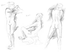 Life drawing 09 by theLastSamu