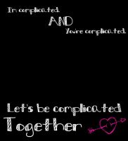 It's Complicated by s3xkytt3n
