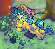 Baby Squirmy by TurtieDroppings