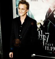 Tom Felton edit by Elluh