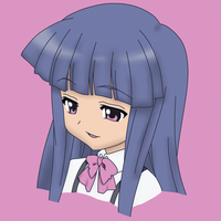 Rika Furude Colored by doremefasoladedo