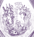 [Sketch/Exercise/WIP] Little Malis by Drimir