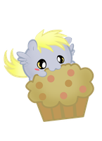 Mah Muffin by pridark