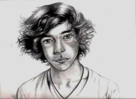 Harry Styles by xitsveronikiox