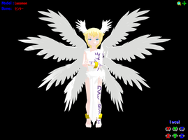Lucemon for MMD by Vydartz