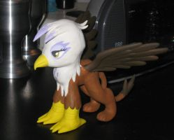 Gilda custom coming up by AleximusPrime