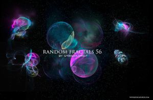 Random Fractals 56 By Starscoldnight by StarsColdNight