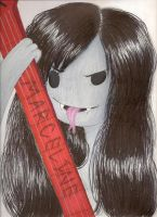 Marceline-Axe Bass by AlexisM96