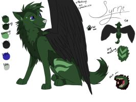 Syrne Reference 2012 by Staniqs