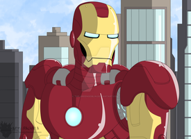 Avengers Iron Man: Anthony *Tony* Stark by The-GreenGoblin