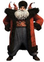 Santa Claus. - Rise of the Guardians. by SirKannario