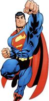 Superman by Ed McGuinness by SuperJohnnyCook