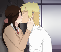 HSV: by the lockers by Hyuuga-me