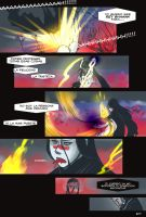 vs Tefnut- Flores PG6 by Yan-liSoulless