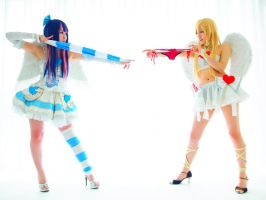 Panty And Stocking Cosplay by BabyClassicSonic
