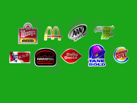 Fast Food Supersize Me by LeRoidesRois