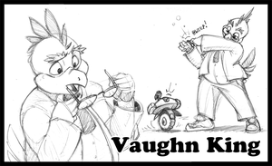Altruistic Complex - Bios - Vaughn King by zillford