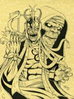 Mumm Ra by seanforney