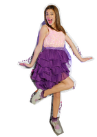 Violetta PNG by ByyCaami