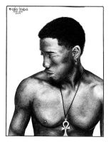 Wesley Snipes by trephinate