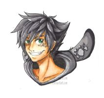 Human! Toothless by Nami-v