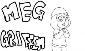 Meg Griffin 3DS Drawing 3 by iLoveMegGriffin06
