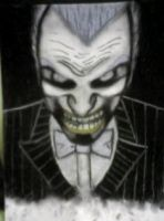 joker by captain-awful