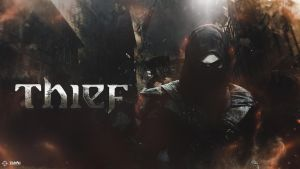 Thief - Wallpaper Manipulation Design by OptimusProduction