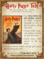 Harry Potter Event - Ad: 2 by eriney