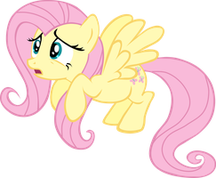 Fluttershy fear by ECHOES111
